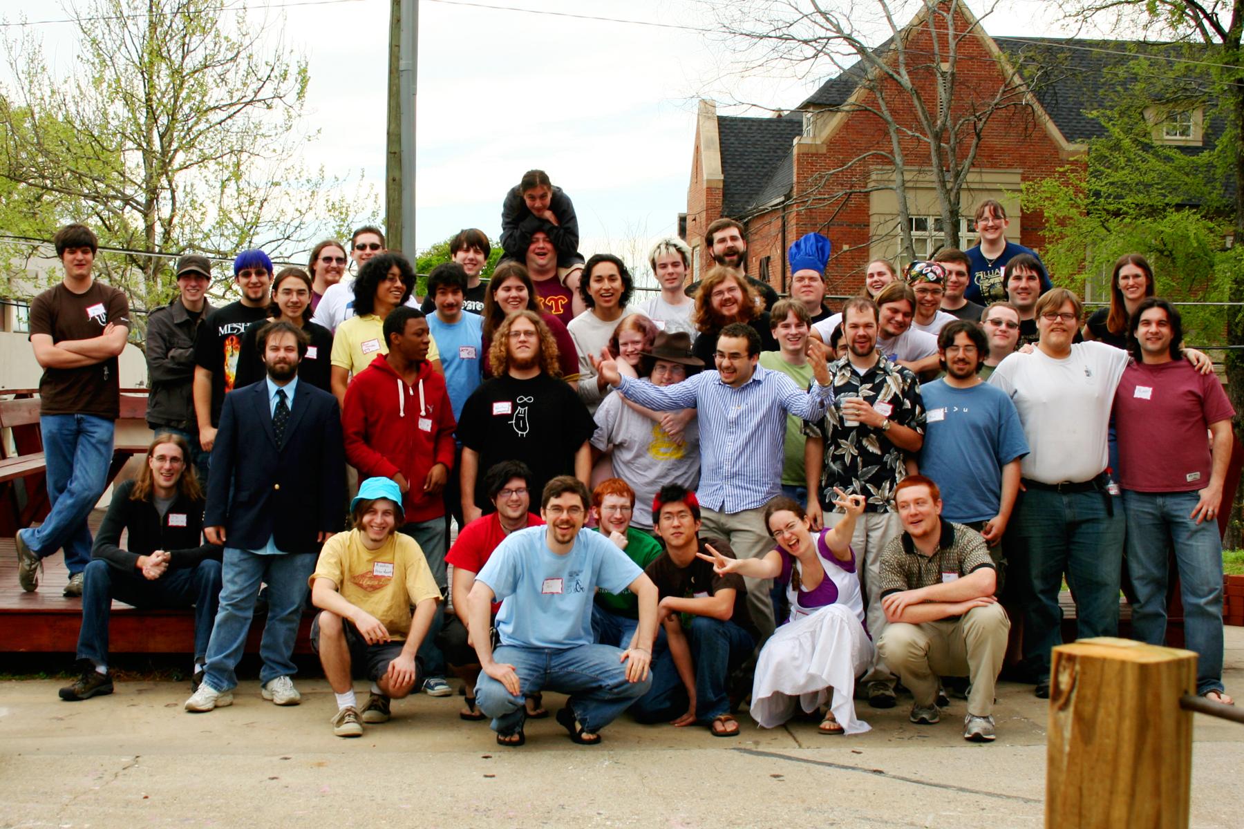 Alumni Weekend Group Photo