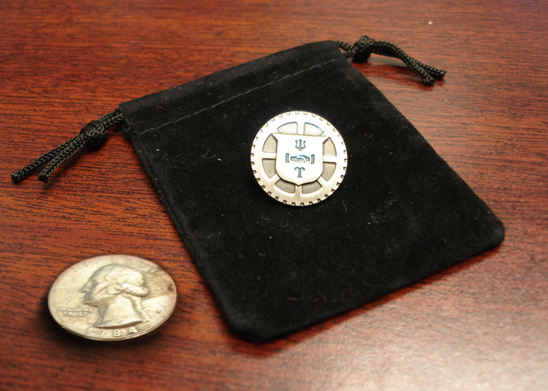 Inaugural Donor Recognition Pin